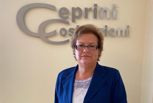 Confindustria, Patrizia Ceprini eletta presidente della Sezione Territoriale di Orvieto