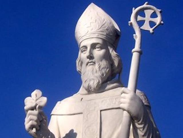 Preghiera dello Scudo di San Patrizio