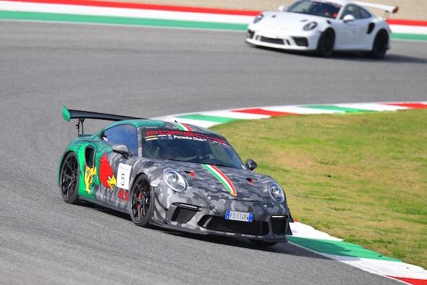 Il Porsche Club GT 2021 svela calendario, diretta tv e novità