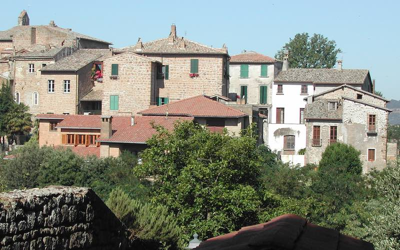 Via Pecorelli - Porta Vivaria, oggi