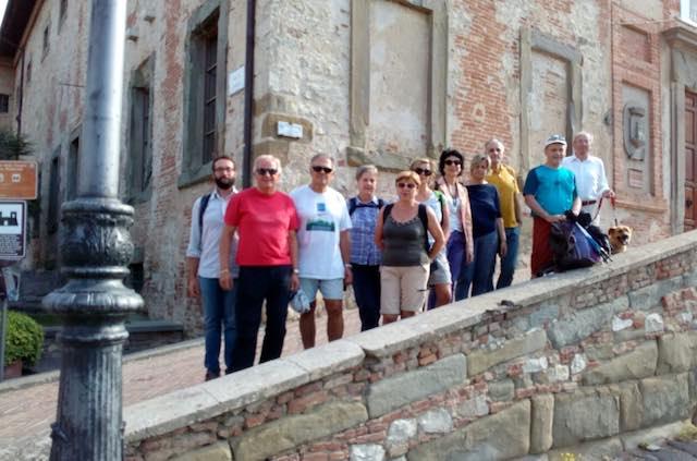 Corpus Domini sulla Via Romea Germanica, partito il cammino dei pellegrini