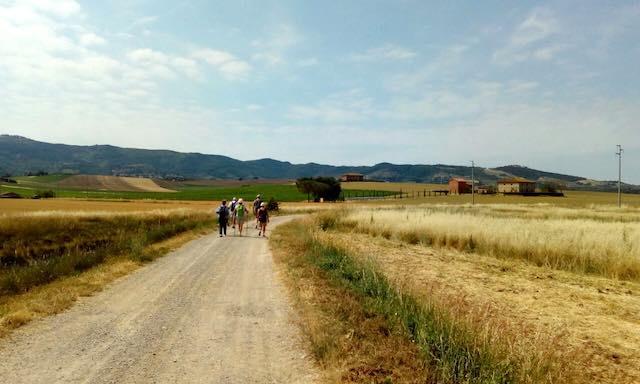 """""""La Via Romea Germanica. Dal Brennero a Roma sui passi degli antichi pellegrini"""""""