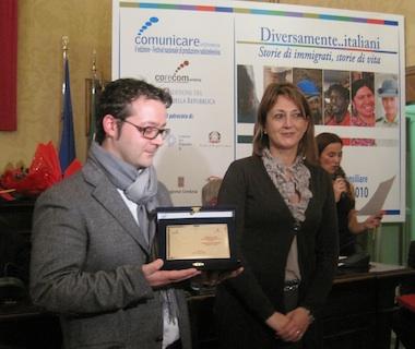 A Orvieto la serata d'onore del premio �Comunicare in Umbria�. A Telebari il premio nazionale, a RTU Aquesio quello per le emittenti locali umbre