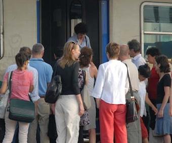 Classico pickpocket sulla linea ferroviaria Orvieto-Roma. Fermato da un carabiniere in borghese