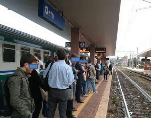 I pendolari incontrano la Regione Lazio. Ripristinata la fermata straordinaria a Orte