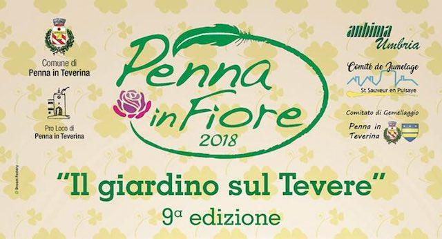 """Due giorni di festa per la nona edizione di """"Penna in Fiore"""""""