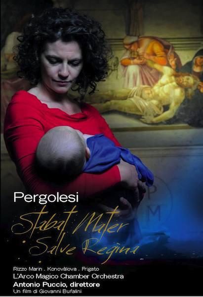 """Alla Scuola romana di fotografia e cinema, l'anteprima del film musicale """"Pergolesi Stabat Mater"""" di Giovanni Bufalini"""
