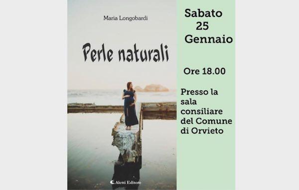 """Maria Longobardi presenta """"Perle Naturali"""" in Sala Consiliare"""