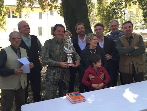 Arte venatoria in passerella al primo trofeo Francesco Perotti