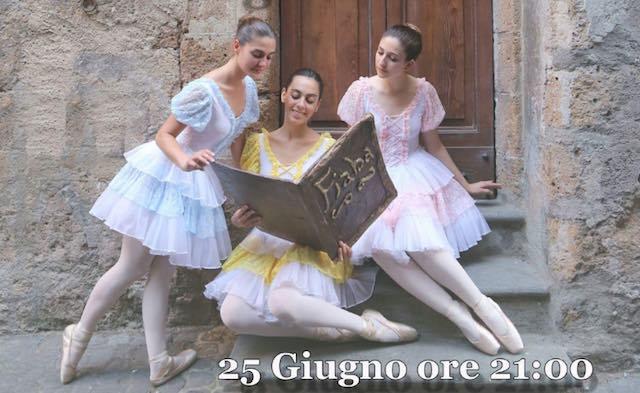 """Danza al Mancinelli con il Saggio-Spettacolo degli Allievi di """"Perseiede"""""""