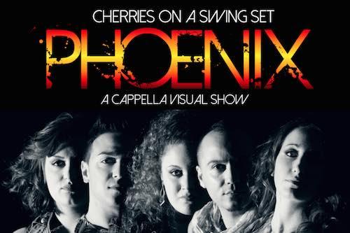 "In arrivo ""Phoenix"", la rinascita in musica dei ""Cherries on a swing set"""