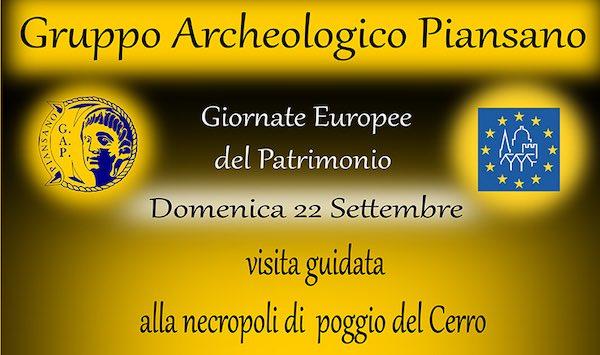 Visite alla Necropoli di Poggio del Cerro e all'Antiquarium Comunale