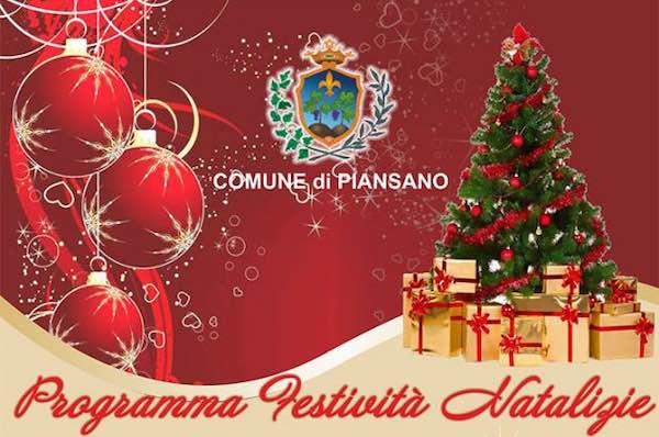 Natale a Piansano, eventi per tutti i gusti fra tradizione e divertimento