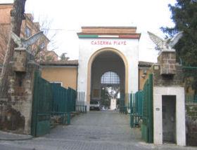 Nell'ex Caserma Piave di Orvieto raduno regionale dei Granatieri umbri