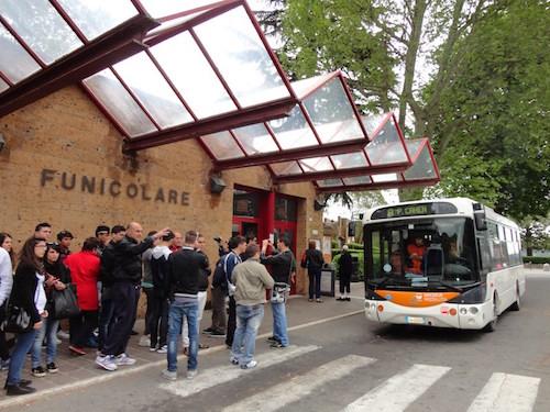 BusItalia, sciopero di quattro ore in tutta l'Umbria