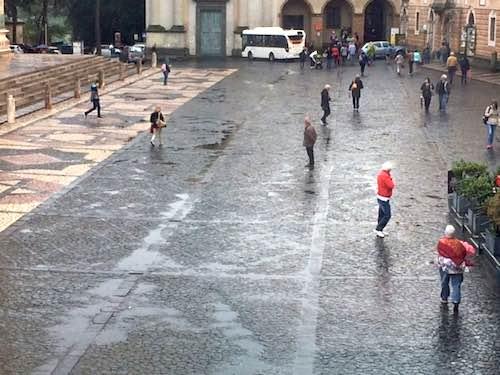 Piazza Duomo, ovvero storia di un laico opportunismo