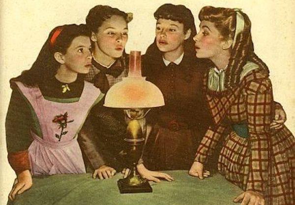 """""""Piccole Donne ritornano"""". Laboratorio sulla saga letteraria in Biblioteca"""
