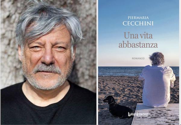 """Piermaria Cecchini presenta il libro autobiografico """"Una vita abbastanza"""""""