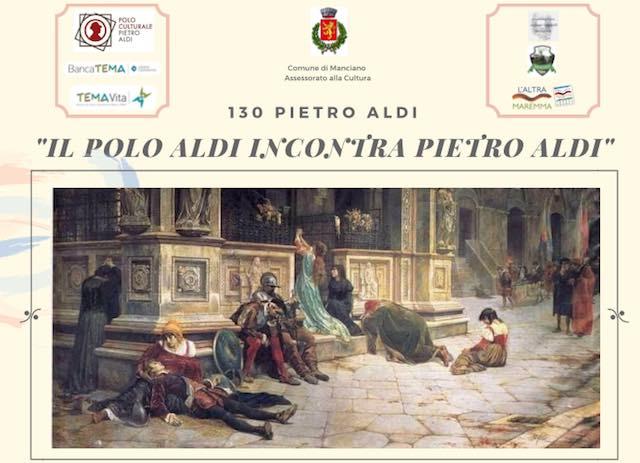 Musica, arte e degustazioni tipiche per ricordare il maestro Pietro Aldi