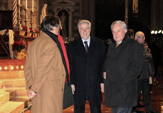 Orvieto e Pignone ancora più uniti. Messa della Pace in Duomo all'insegna della solidarietà