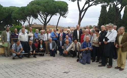 """Presentazione romana per il progetto """"Pilgrims Cossing Borders"""". Si parte ad aprile"""