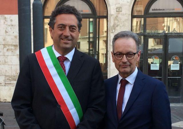 Giuseppe Mearilli nominato Cavaliere della Repubblica