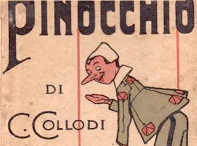 """Conferenza di Aldo Ravalli alla Sala Teatro su """"La Giustizia in Pinocchio"""""""