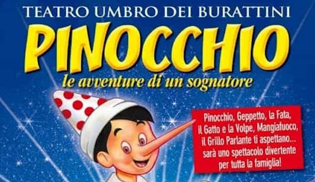 """""""Pinocchio. Le avventure di un sognatore"""" in un mondo di videogames e social network"""