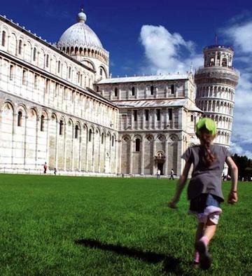 Dodecapoli. Il Grand Tour di Laura e Ambra prosegue verso Pisa