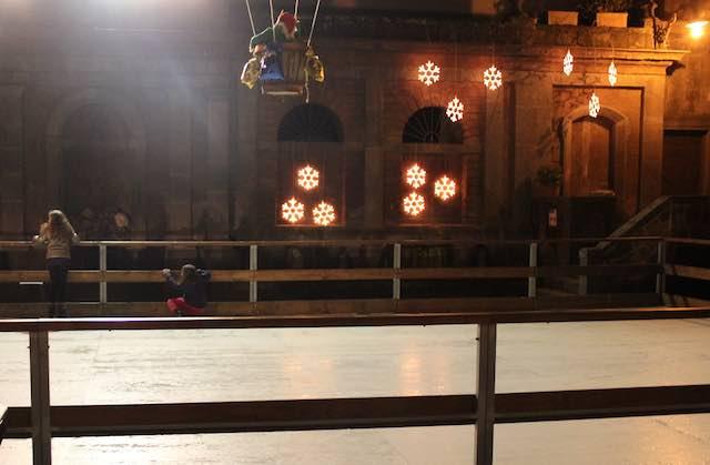"""Notti sul ghiaccio alla Fonte del Rigombo, si pattina con """"Acquapendente On Ice"""""""