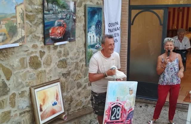 """Con """"Pitturauto 2018"""" la pittura incontra il fascino delle auto storiche"""