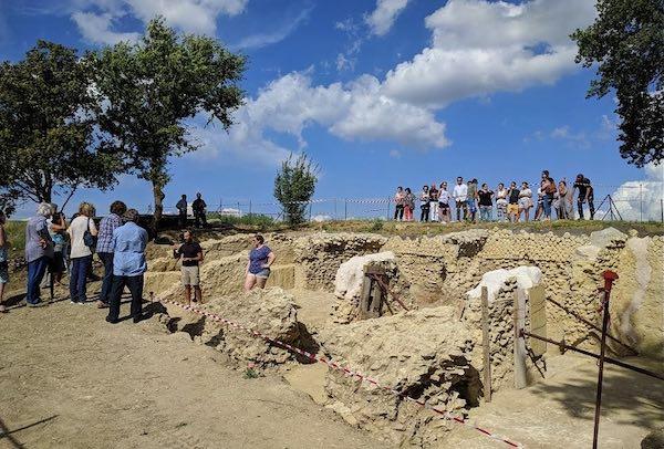 Ripresi gli scavi a Poggio Gramignano, punto di riferimento archeologico