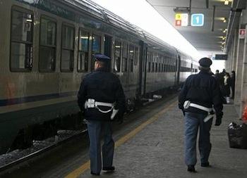 """Filt Cgil Umbria: """"Si rafforzino i presidi della Polfer nelle stazioni e a bordo treno"""""""