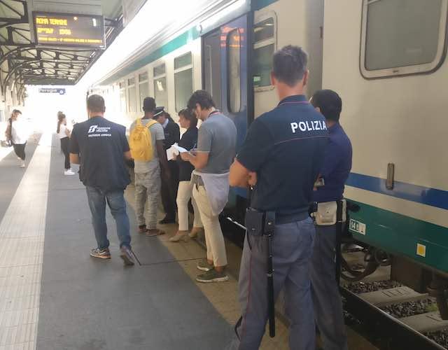 Polizia Ferroviaria, il bilancio di un anno di attività tra la gente