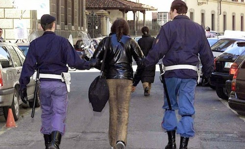 Fermate dalla polizia ad Orvieto Scalo e denunciate in quattro