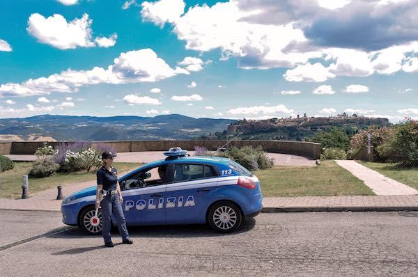 """Contrasto ai """"pendolari del crimine"""", un arresto e una denuncia"""