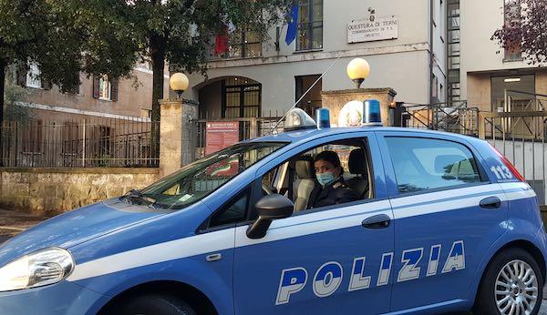 La Polizia di Stato di Orvieto ritrova e riconsegna ai genitori ragazzo scomparso