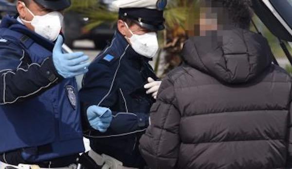 """Fsp Polizia alla presidente Tesei: """"Necessari i tamponi alle Forze dell'Ordine"""""""