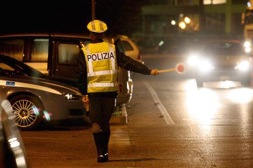 """""""Natale sicuro"""", la polizia intensifica il controllo del territorio"""