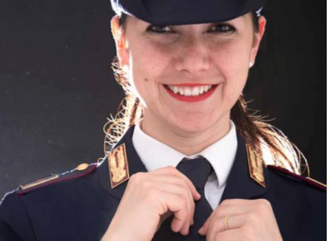 166esimo Anniversario della Fondazione della Polizia di Stato