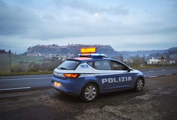Brutta avventura per una 75enne di Orvieto, ritrovata e soccorsa dalla Polizia