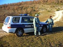 Cento controlli nel primo giorno di caccia da parte della polizia provinciale