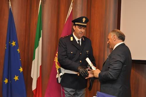 Celebrato il 163esimo Anniversario della Fondazione della Polizia di Stato. L'elenco dei premiati