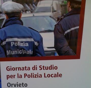 """La Polizia Locale nazionale a convegno a Orvieto. Il Colonnello Vinciotti: """"Importante sostenere con questo tipo di incontri la formazione professionale. I settori più delicati velocità e uso di alcol e droghe"""