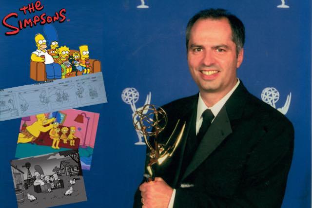 """Il produttore de """"I Simpson"""" Rick Polizzi ospite agli scavi di Poggio Gramignano"""