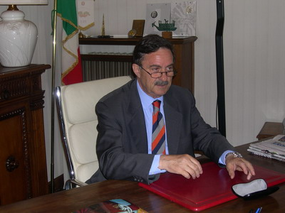 Il presidente della Provincia alle celebrazioni per il 66° della Liberazione: un 25 aprile particolare coincidente con i 150 anni dell'Unità d'Italia