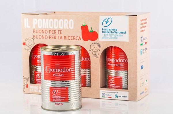 """Weekend solidale, anche ad Orvieto """"Il pomodoro. Buono per te, buono per la ricerca"""""""