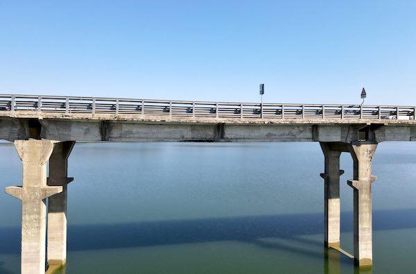 Lavori al ponte sul Lago di Corbara, chiusa per 24 ore la Statale 448 di Baschi