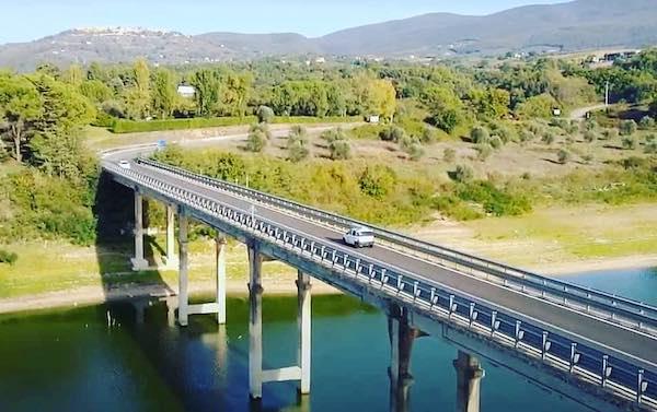 Viadotto Corbara, a novembre inizia la messa in sicurezza. A gennaio riapertura al traffico pesante