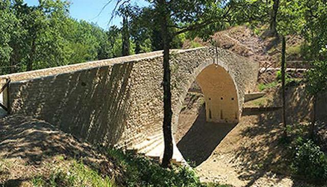 """""""Il restauro dei ponti sull'antica Via Amerina. Dialogo tra natura, storia e tecnologia"""""""